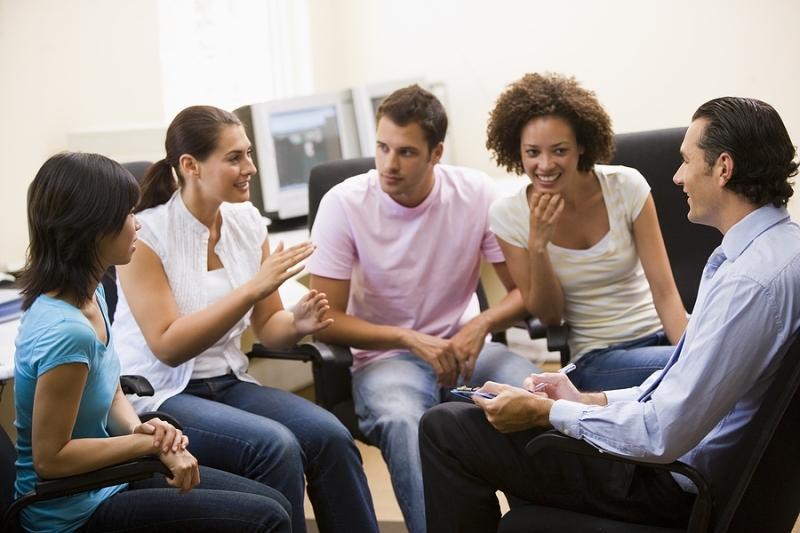 Grupo de apoyo para adelgazar